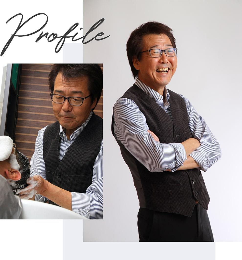 橋本 始 プロフィール画像