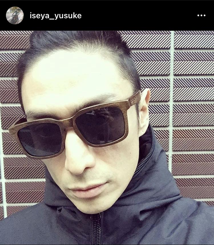 伊勢谷友介氏